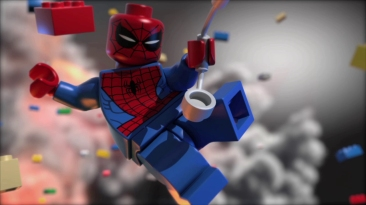 LEGO MARVEL SUPERHEROES CHARACTER LIST