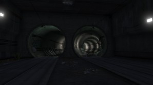 Alien Artefact 16 tunnel 1