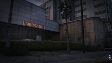 Alien Artefact 8 (Hospital - Davis, South Los Santos)