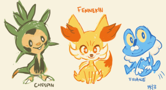 pokemon_x_y_starters_by_purplekecleon-d5qtxry